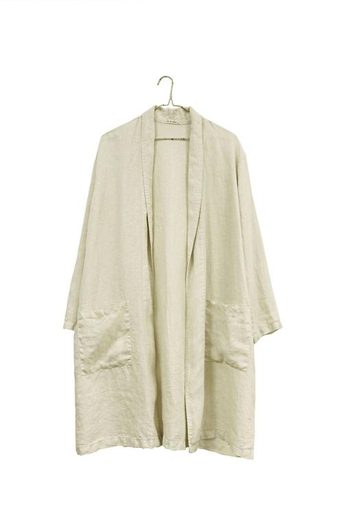it is well linen duster