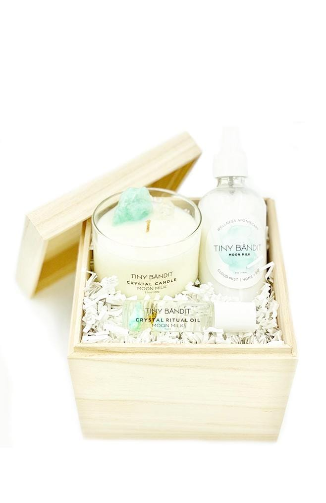 BEST GIFT EVER: 3 PC WELLNESS SET | Moon Milk