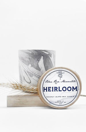 blue rose mercantile heirloom tomato candle