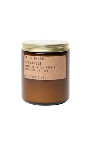pinon candle pf candle co