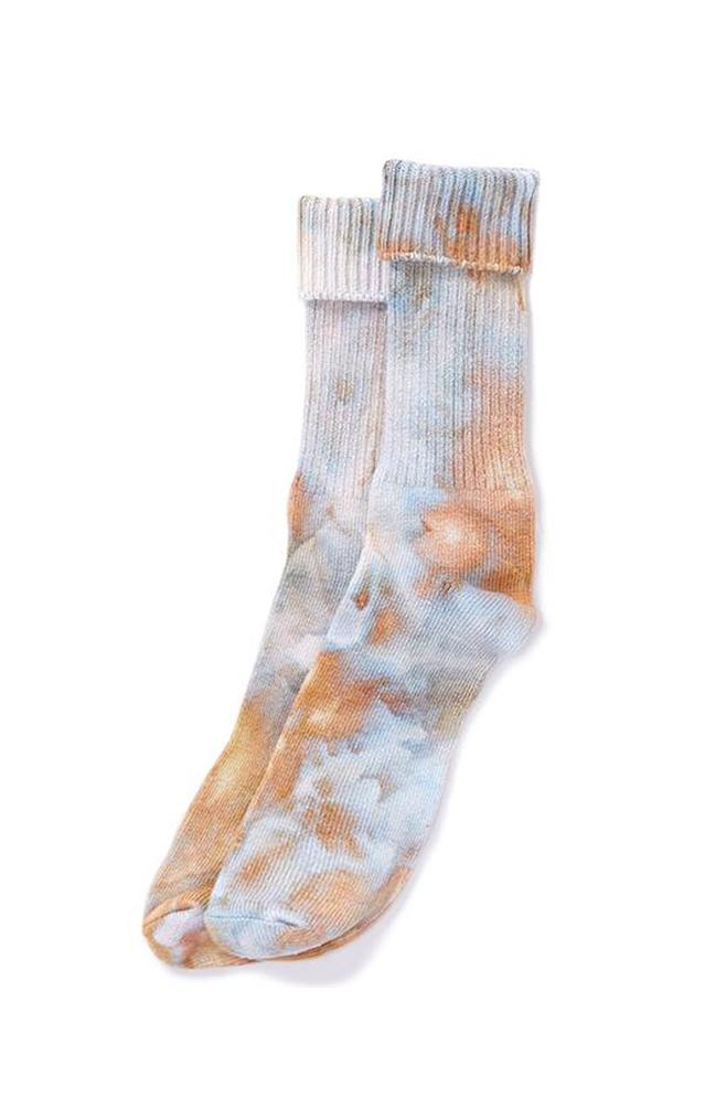 riverside tool and dye tie dye socks