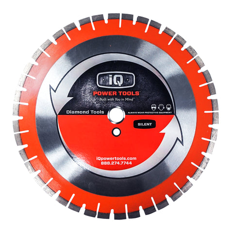 Ultimate Silent Core 14″ Masonry Blade