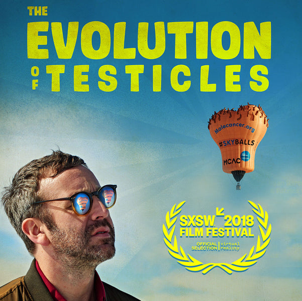 "Monolithic Pictures @ SXSW 2018 with VR short, ""The Evolution of Testicles."""