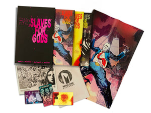 LIMITED EDITION - SLAVES FOR GODS - BOXSET - ***Less than 40 Remain***