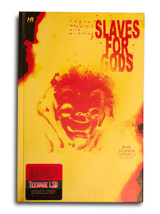 Slaves for Gods - ( Jock Variant ) - w/ Digital Download of