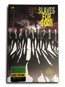 "Slaves for Gods - PREVIEWS EXCLUSIVE - ( Charlie Adlard Variant ) - w/ Digital Download of ""Slaves for Gods"" by These Machines are Winning"