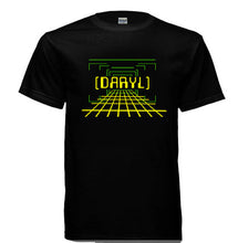 [DARYL] - Homegrown Festival Exclusive GLOW-N-THE-DARK T-Shirt
