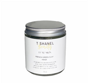 French Green Clay Mask 4oz