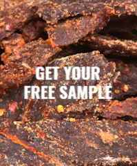 Liberty or Death Project LOD Death Blend Beef Jerky Free Sample