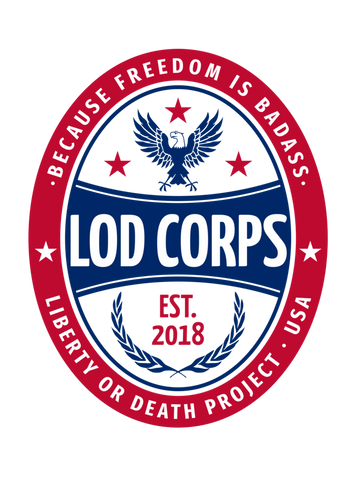 Liberty or Death Project LOD CORPS
