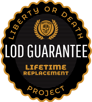 Liberty or Death Project LOD Guarantee