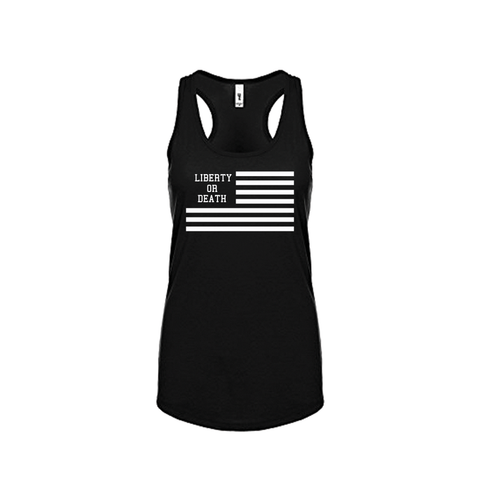 Ladies Classic Tank - Liberty or Death Project