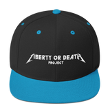 Pro Patria Mori Snapback - Liberty or Death Project