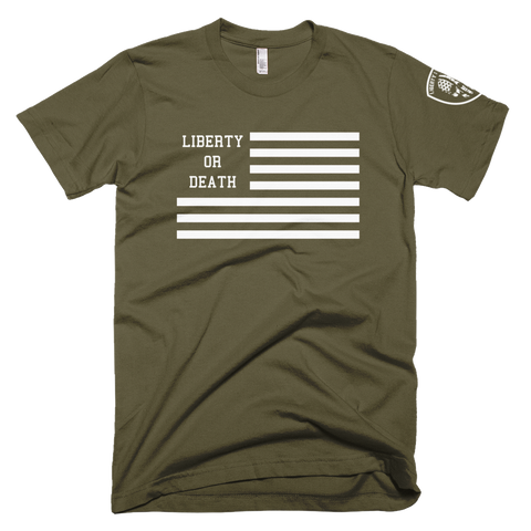Classic Tee V3 - Liberty or Death Project