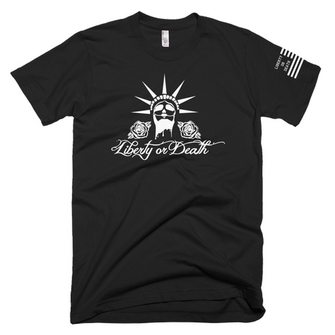 Lady Death Tee - Liberty or Death Project