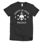 LOD Ladies Spook Tee - Liberty or Death Project
