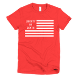 Ladies Classic Tee - Liberty or Death Project