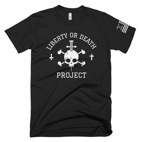 LOD Spook Tee - Liberty or Death Project