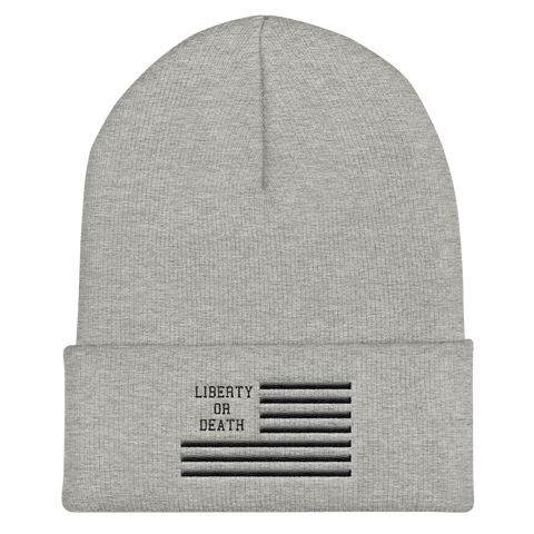 Liberty or Death Project Freedom Beanie