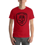 Liberty or Death Project LOD RED Tee front