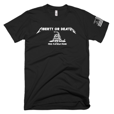 Pro Patria Mori - Liberty or Death Project