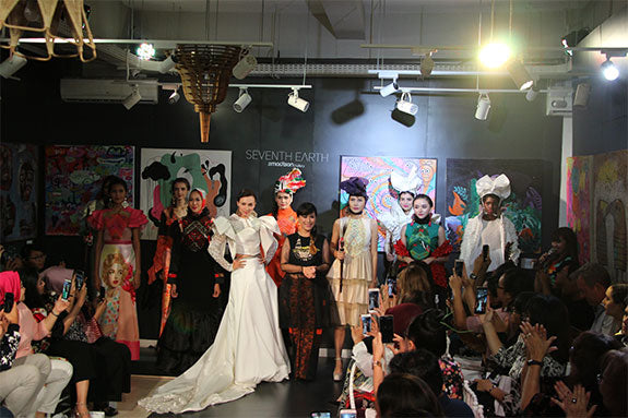 Cerita Maggie Hutauruk saat Pamer Karya di New York Fashion Week
