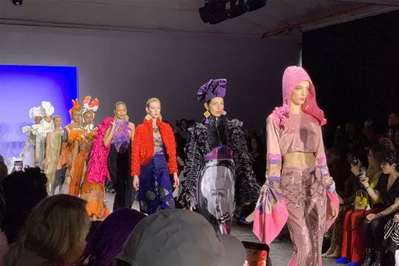 Indonesian Diversity structs its collective at New York Fashion Week