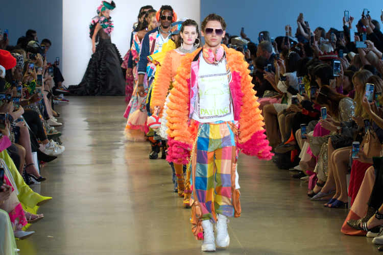 'Liga' dari 2Madison Avenue Akan Tampil di NYFW Fall/Winter 20/21