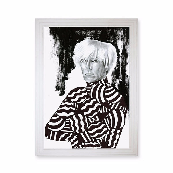 Andy Warhol Exclusive Frame Art-2MADISONAVENUE.COM