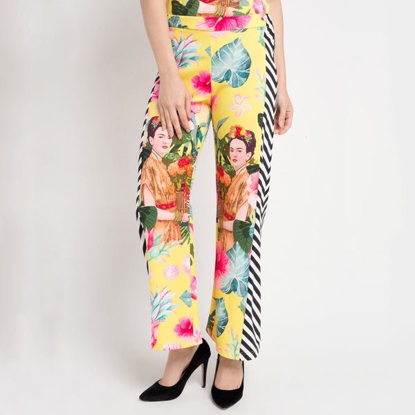 Signature Cullote in Yellow Frida Bliss-2Madison Avenue Indonesia