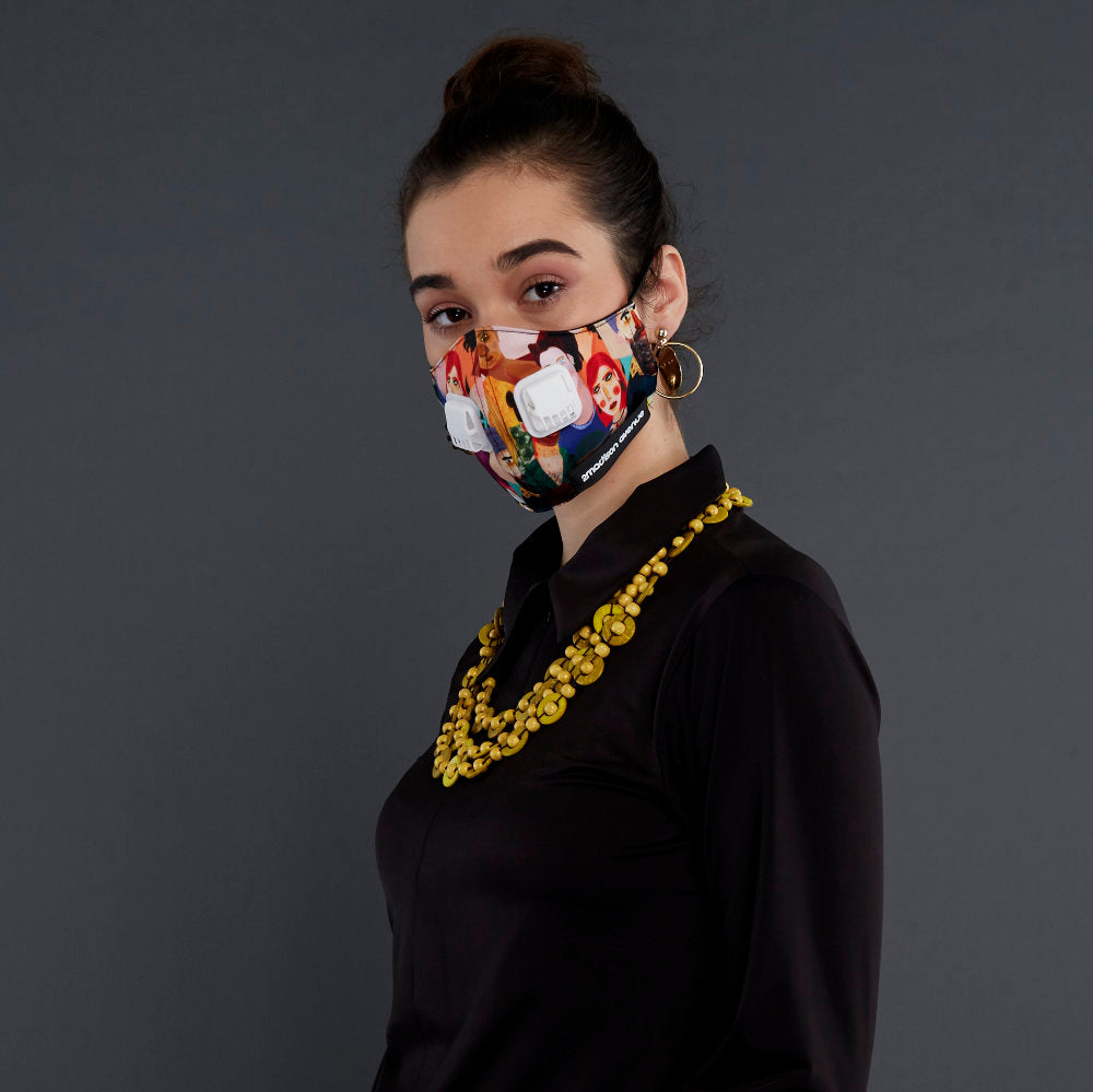 Diversity Facemask With Air Valve (4423346061335)