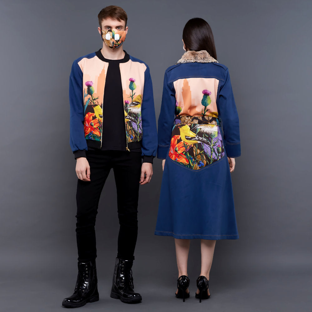 Paket Hemat Couple's Outfit with Central Park Art (4852585070615)