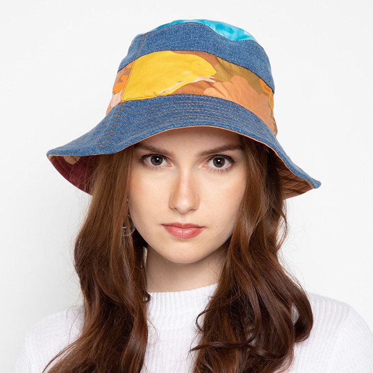 Bucket Hat With Recoloring-2MADISONAVENUE.COM (4338798428183)