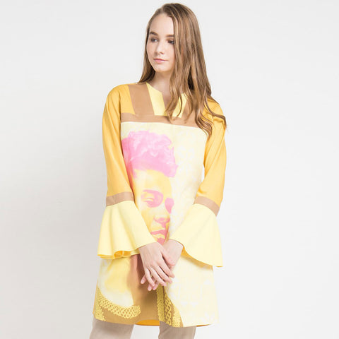 Signature Cullote in Yellow Frida Bliss