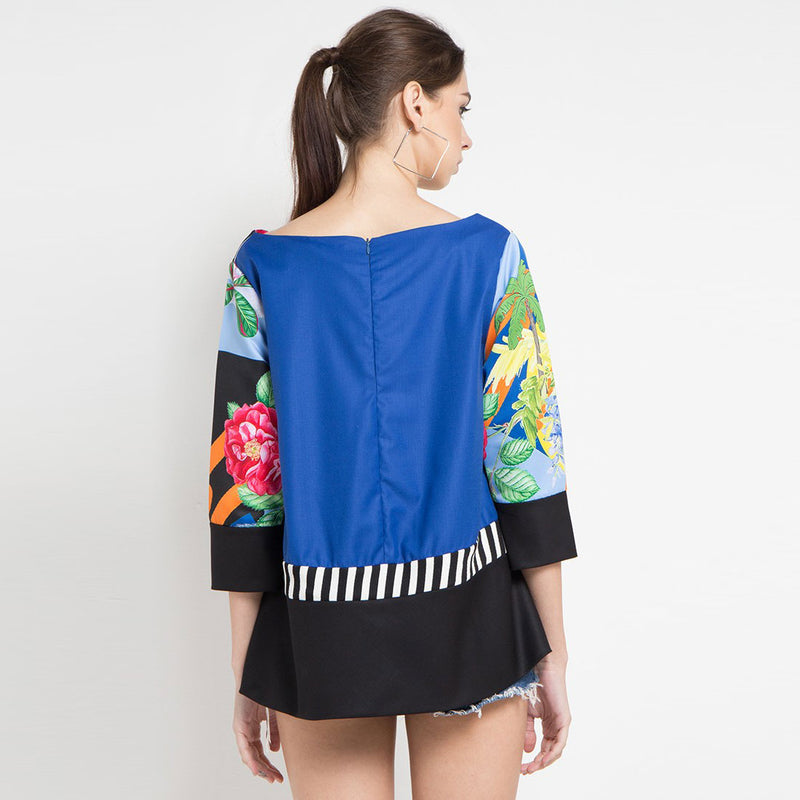 The Jackie Top in Miami Blue-2Madison Avenue Indonesia
