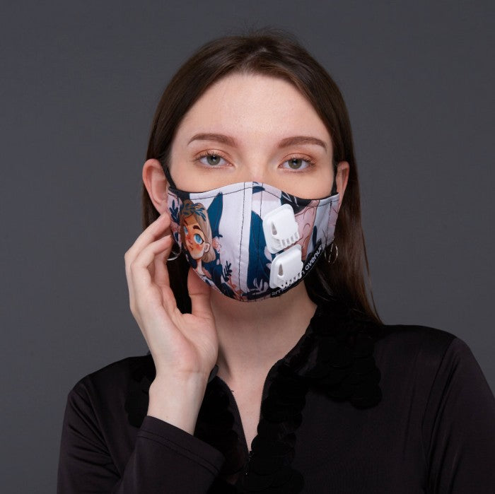 Spirit Facemask With Air Valve (4816212459543)