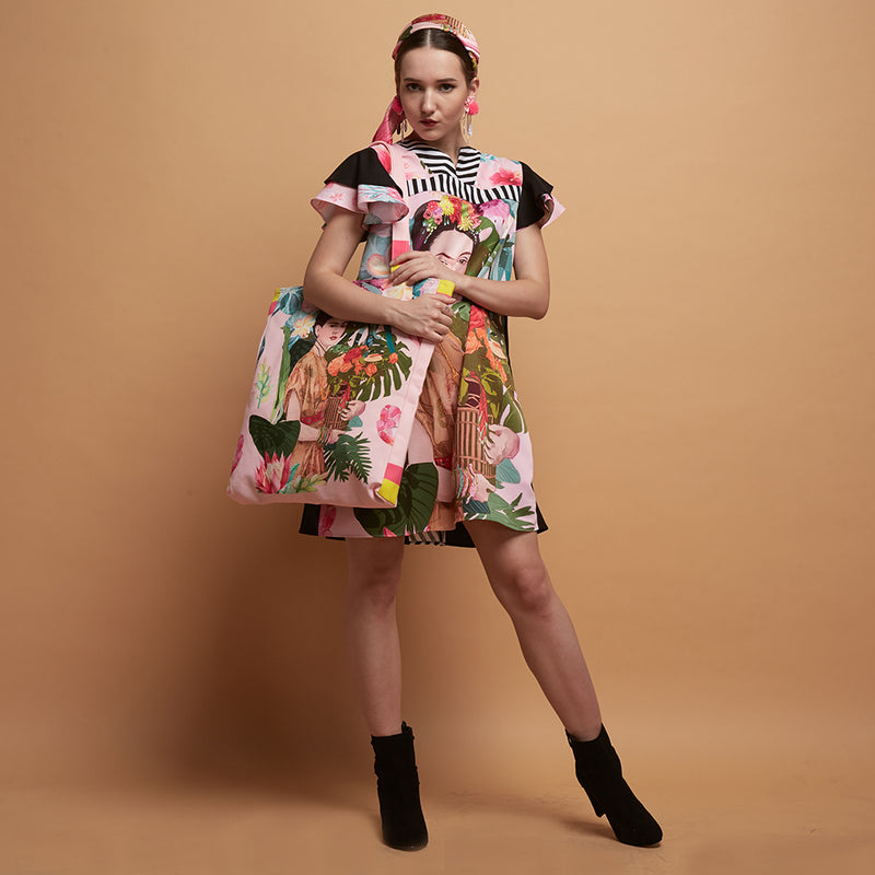 Tango Dress With Pink Bliss-2Madison Avenue Indonesia