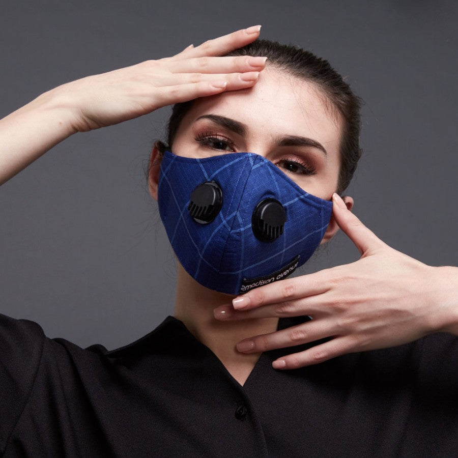 Exclusive Workwear #3 Facemask With Air Valve (4849487511575)
