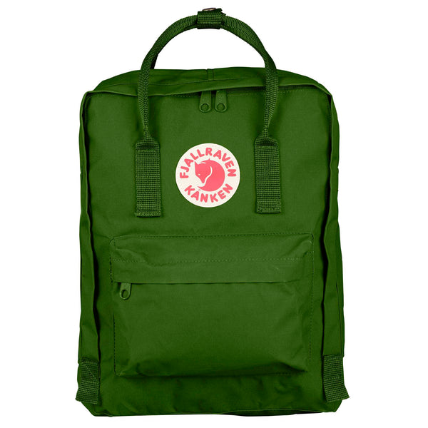 Fjallraven Kanken Classic Backpack Leaf Green-2MADISONAVENUE.COM