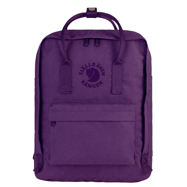 Fjallraven Re-Kanken Classic Backpack Deep Violet
