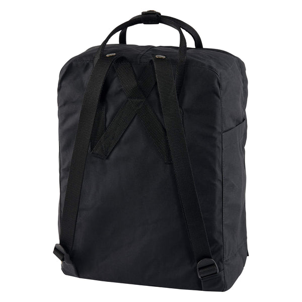 Fjallraven Kanken Classic Backpack Black-2MADISONAVENUE.COM
