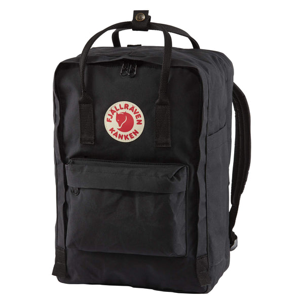 "FJALLRAVEN KANKEN LAPTOP 15"" - BLACK-2MADISONAVENUE.COM"
