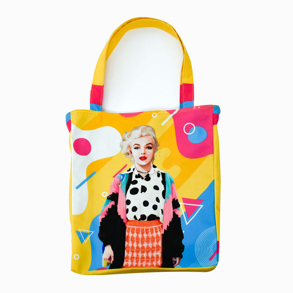 Marilyn Pop Tote Bag