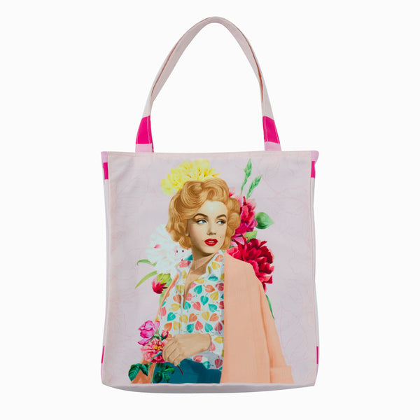 Marilyn Retro Tote Bag
