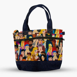 Sling Bag With Diversity Art-2Madison Avenue Indonesia