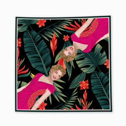Marilyn Tropical Scarf