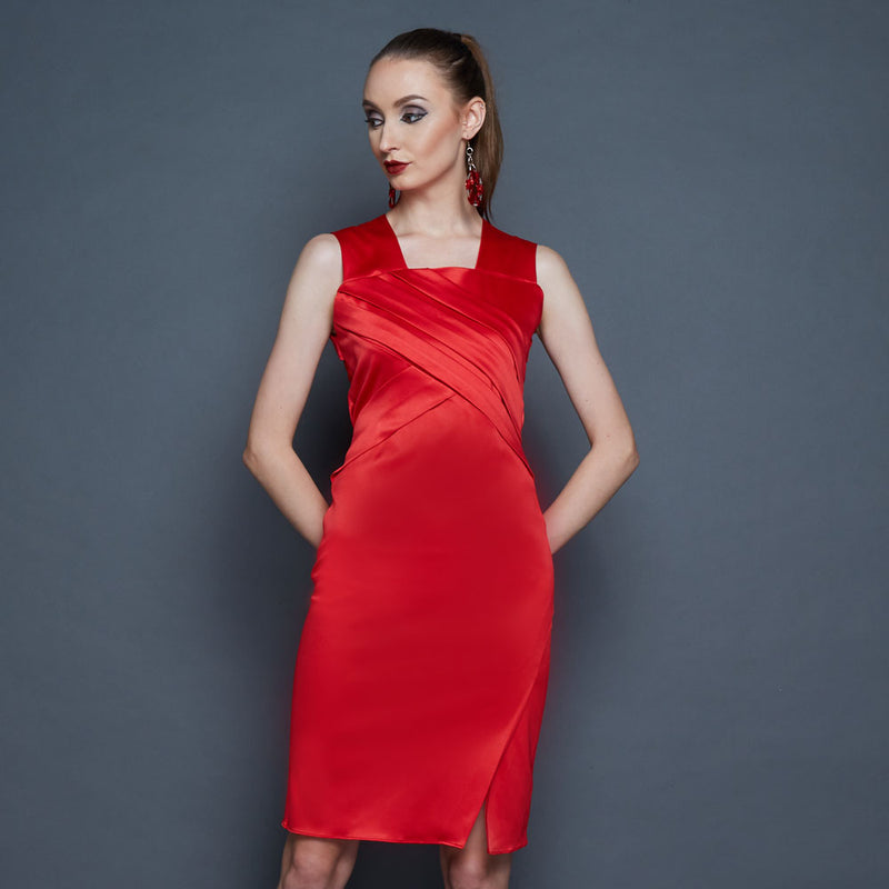 Classic Marilyn Short Dress-2Madison Avenue Indonesia