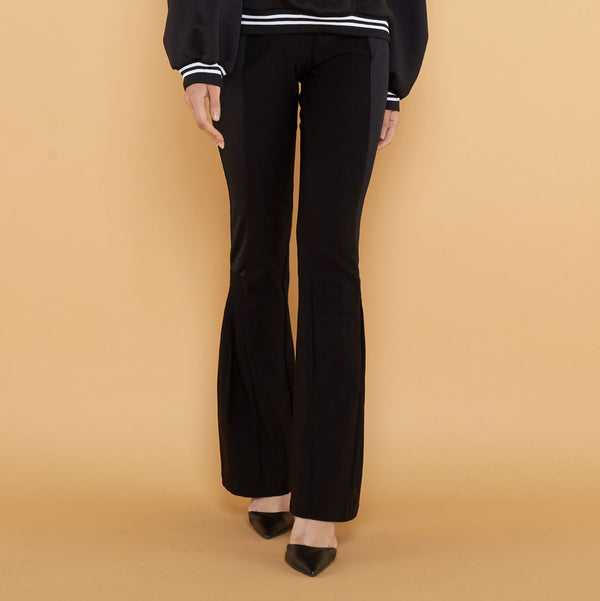 Lydia Pants In Black-2Madison Avenue Indonesia