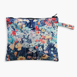 Secret Garden Flat Pouch-2Madison Avenue Indonesia