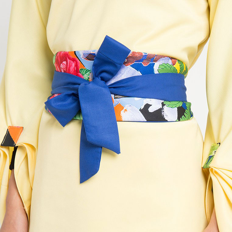 Fancy Belt with Mi Miami Blue-2Madison Avenue Indonesia